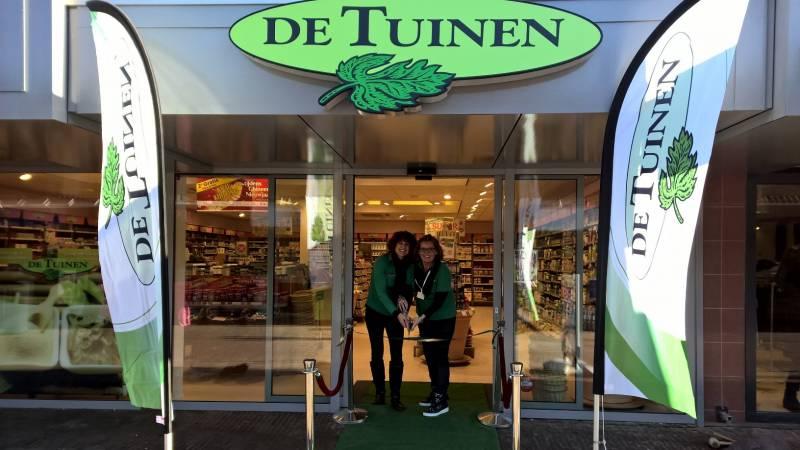 De tuinen opent 150e winkel in rotterdam hesseplaats for De tuinen rotterdam