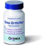 Nieuw! Dino Orthiflor Kauw voor kinderen