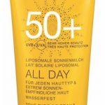 All Day 50+, doeltreffendezonbescherming met liposomen